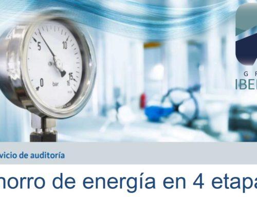 Auditoria energética de los sistemas de aire comprimido