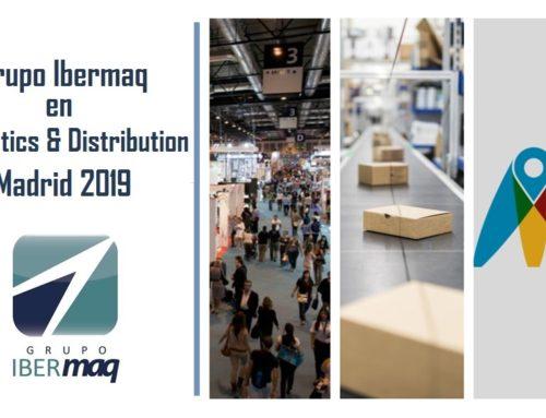 IBERMAQ en la 9ª edición de Logistics & Distribution