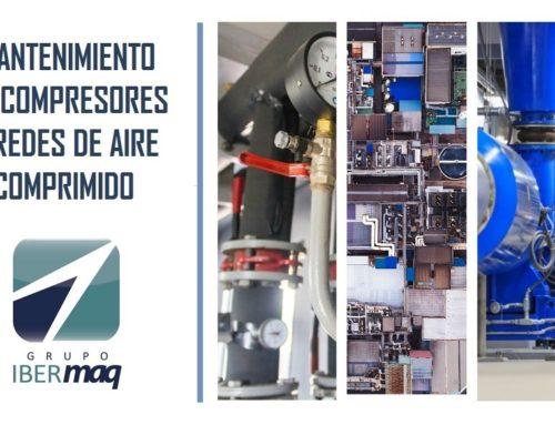 Mantenimiento de Compresores y redes de Aire Comprimido